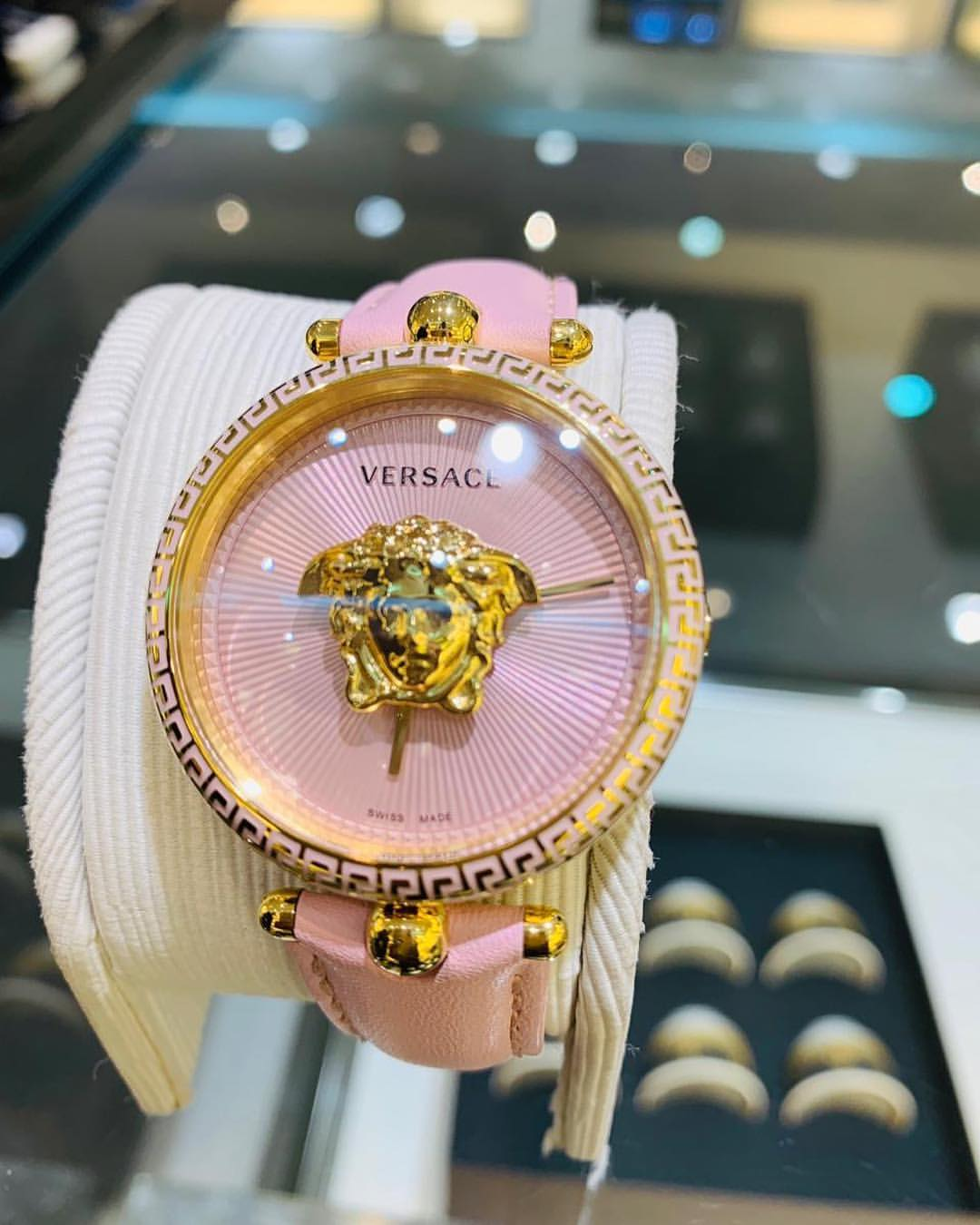 Princess Shyngle Diamond Wristwatches Given To Her By Her Man (2)