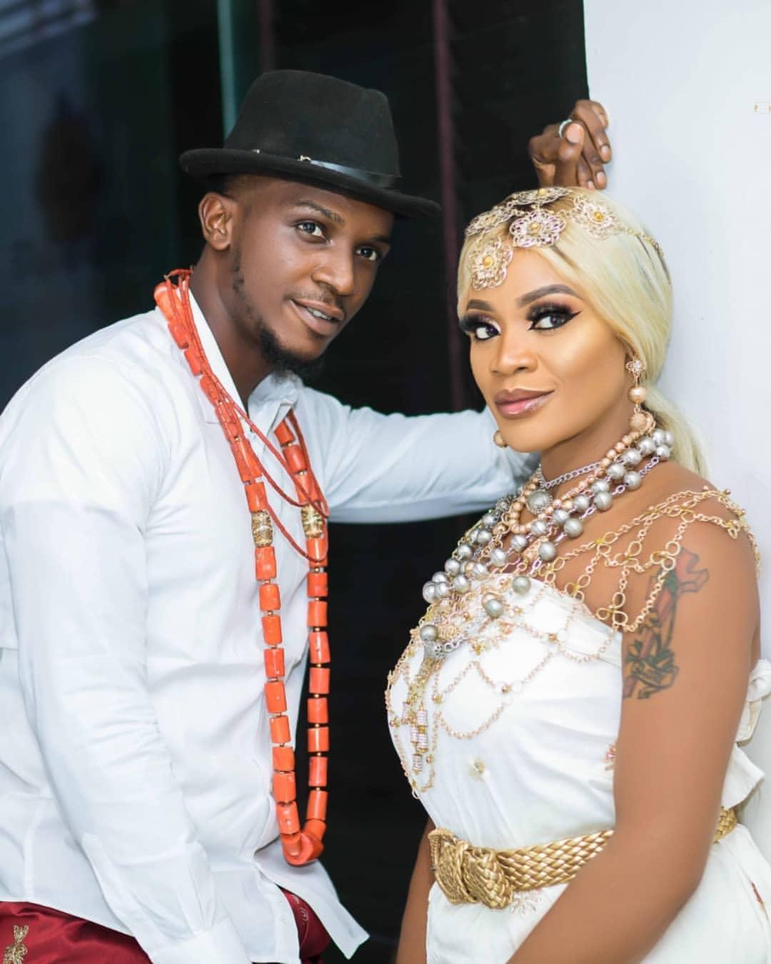 Uche Ogbodo Ishekiri Bride