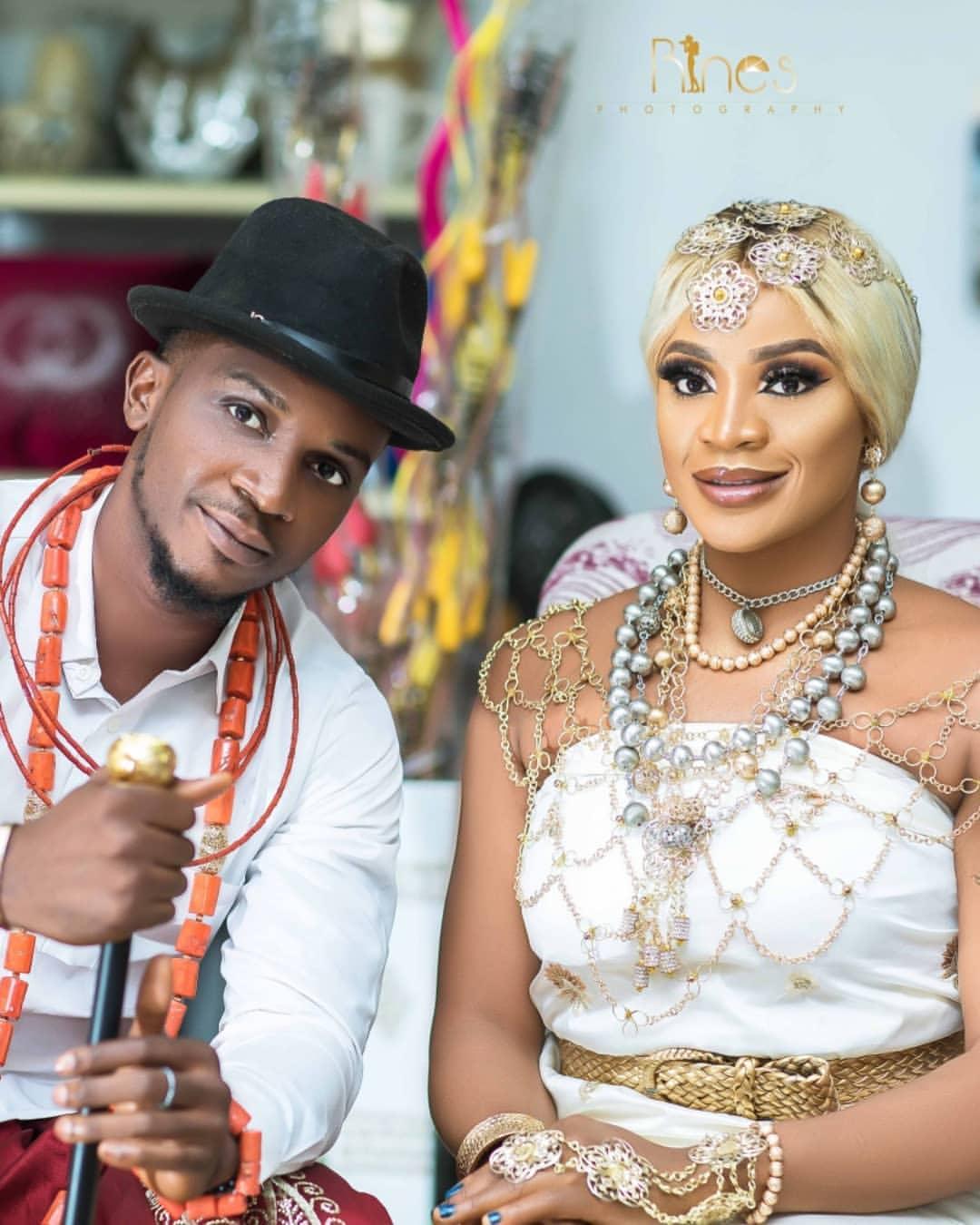 Uche Ogbodo Ishekiri Bride (2)