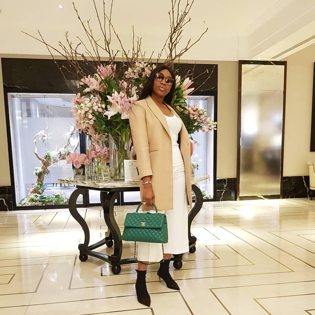 Ebube Nwagbo In London