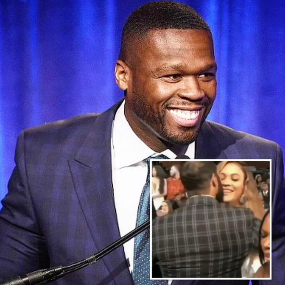 50 Cent Roasts Omari Hardwick Over Kissing Beyonce