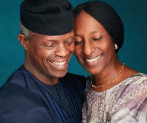 Osinbajo Reveals Broken Promise To Wife