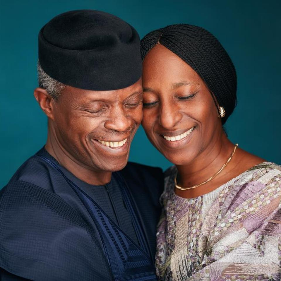 Osinbajo Reveals Broken Promise To Wife