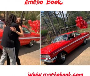 Saweetie Gifts Quavo 1961 Chevy Impala For His 28th Birthday