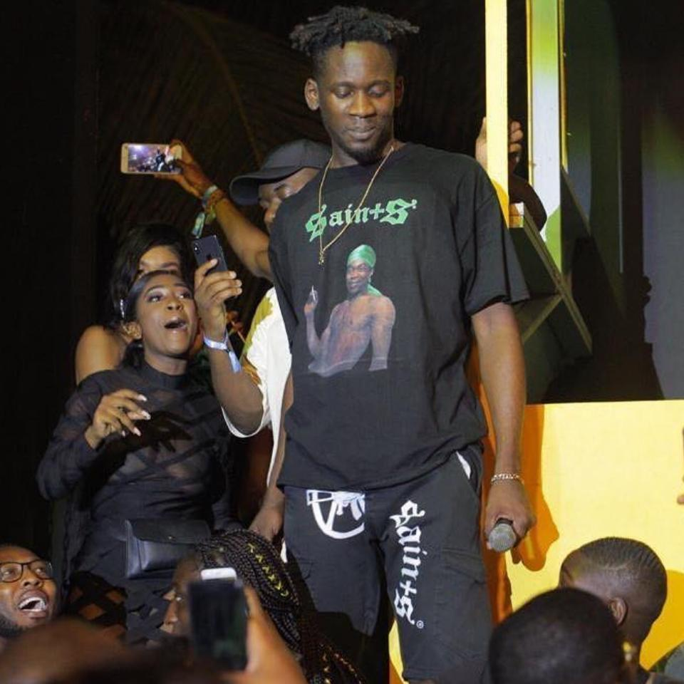 Mr Eazi Reveals How He Made His Money