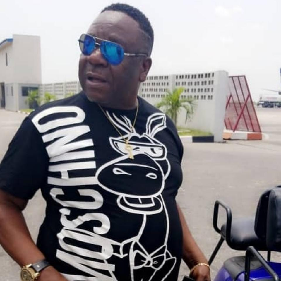 John Okafor Speaks On His Ailment