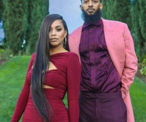 Lauren London Unveils Nipsey Hussle Tattoo