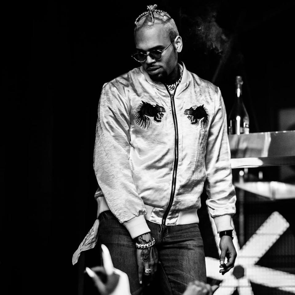 Chris Brown Agrees To Home Inspection In Sexual Assault Case