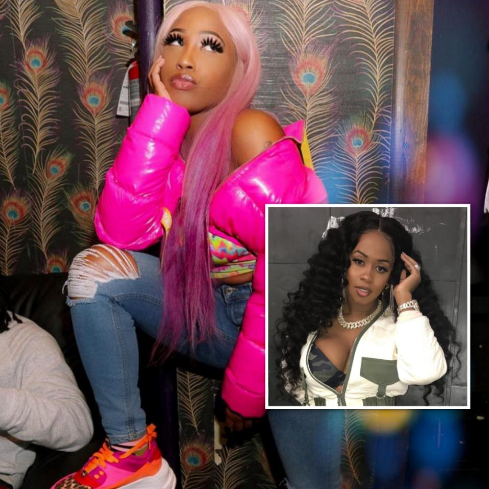 Brittney Taylor Blames Remy Ma For Black Eye