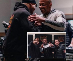 Dr. Dre And LL Cool J Reveal They Have Dozens Of Unreleased Tracks