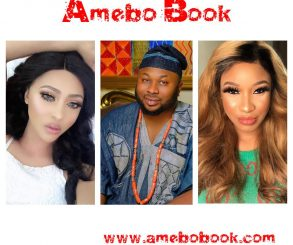 Why Roseline Meurer Is Still Close To Tonto Dikeh's Ex-husband