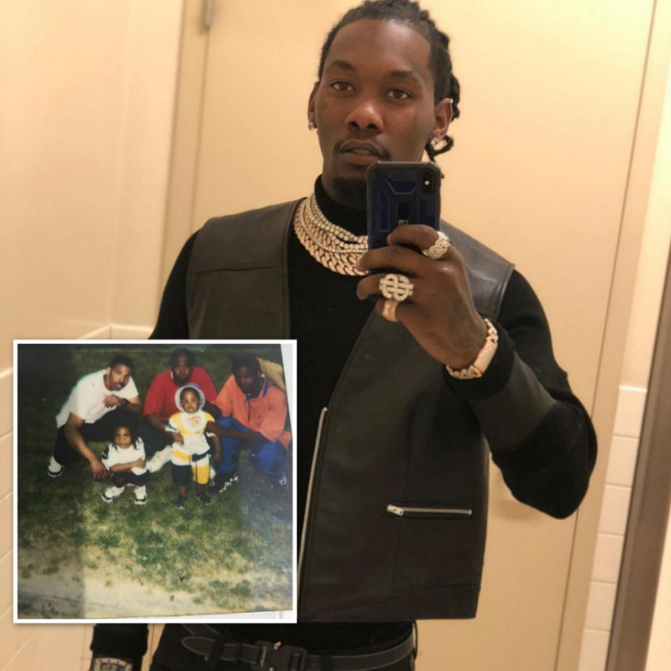 Offset Reveals Last Time He Saw His Daddy