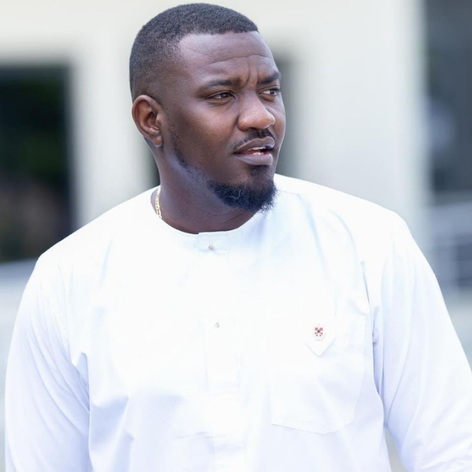 John Dumelo Reaches Out To Young Girl Contemplating Abortion