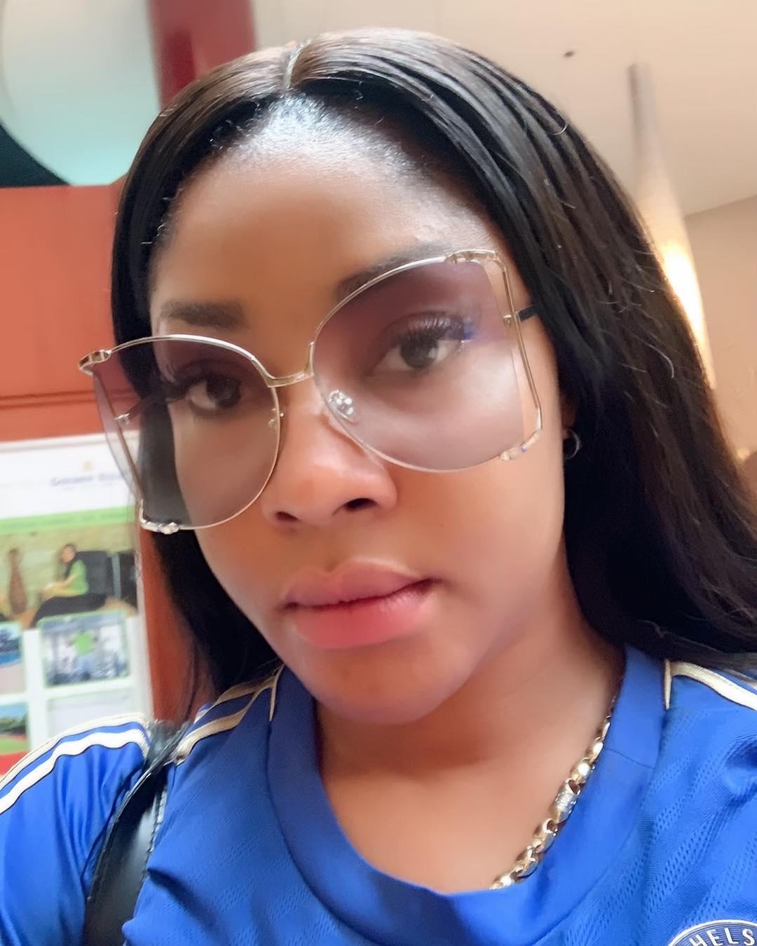 Angela Okorie Customized Chelsea FC Jersey (2)