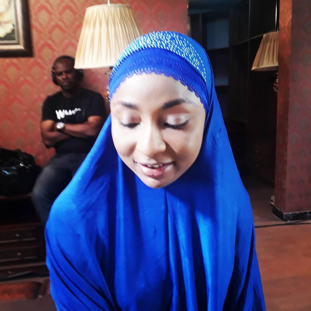 Belinda Effah Muslim Lady In Haram The Movie (2)