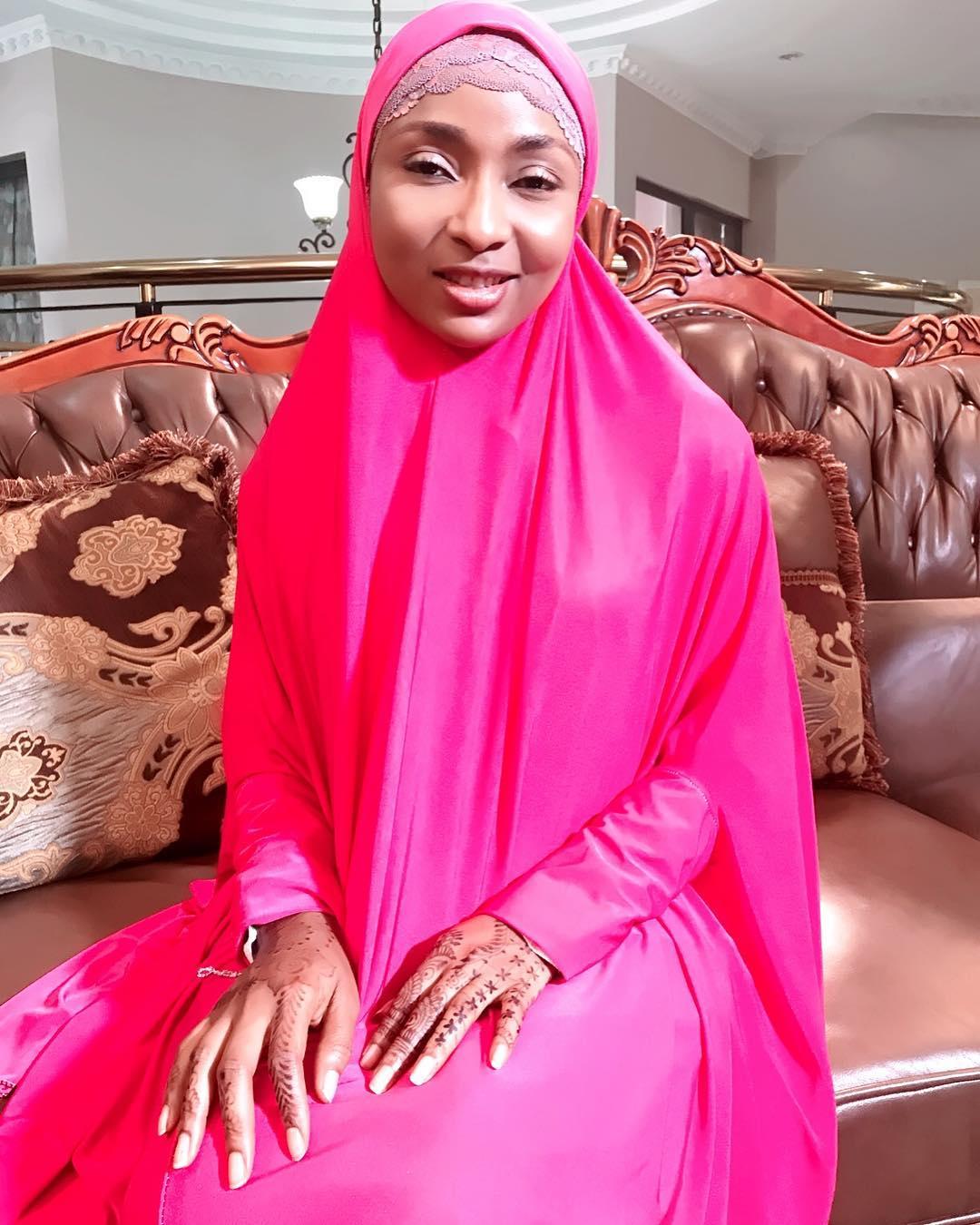 Nollywood Actress Belinda Effah