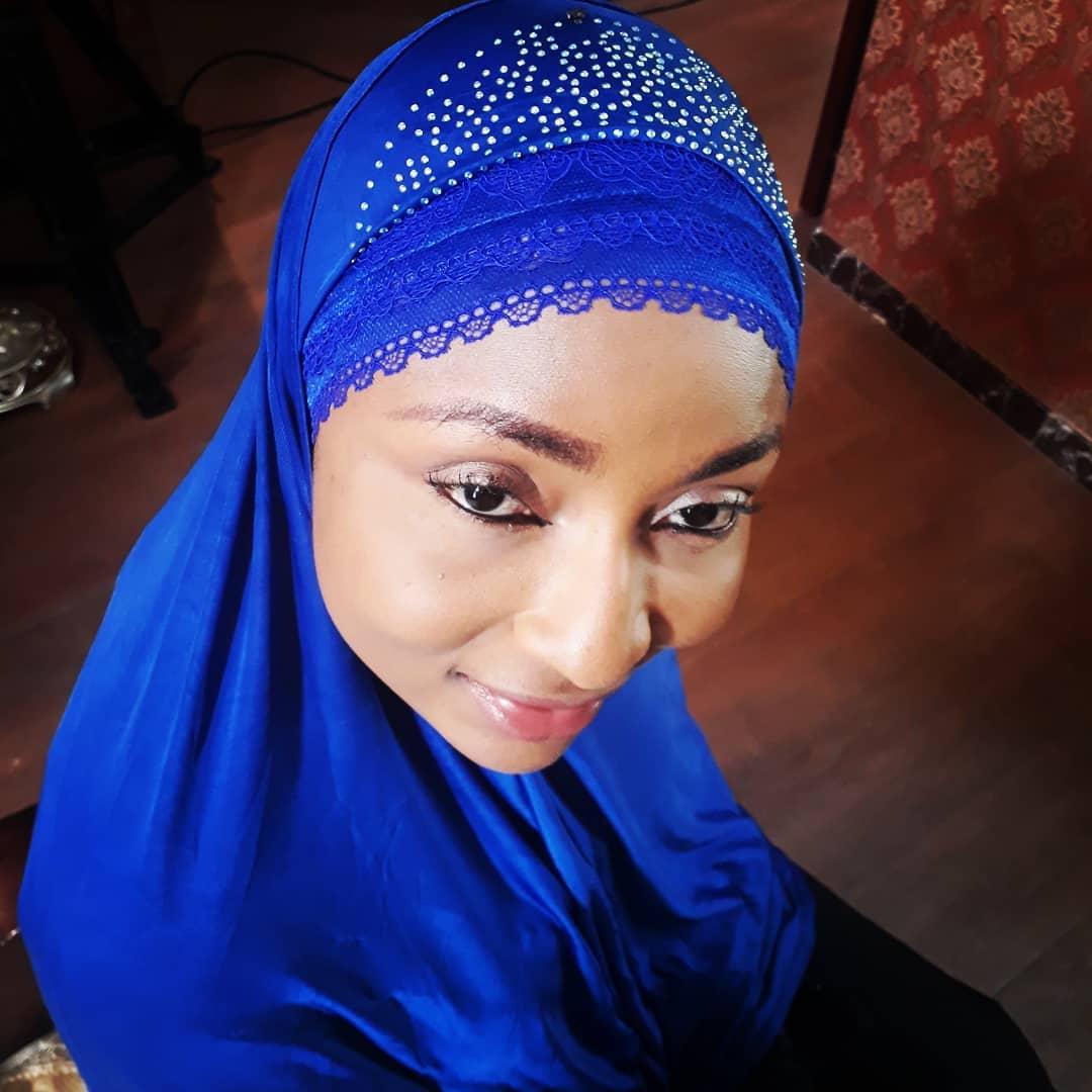 Belinda Effah Muslim Lady In Haram The Movie (3)