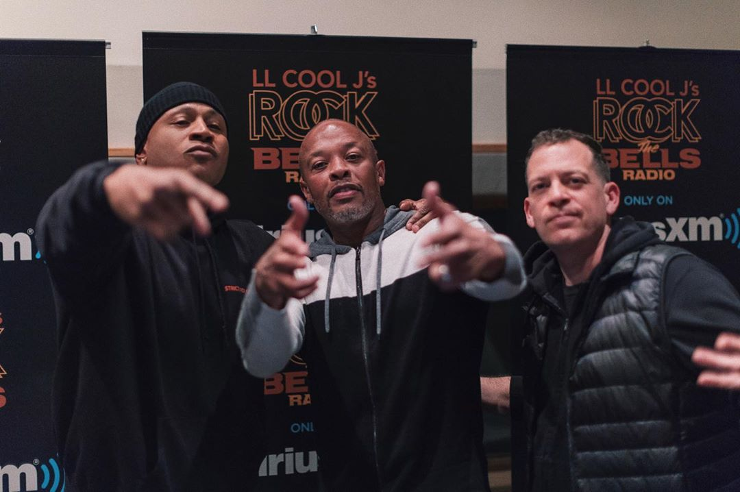 Dr. Dre And LL Cool J Reveal They Have Dozens Of Unreleased Tracks (3)