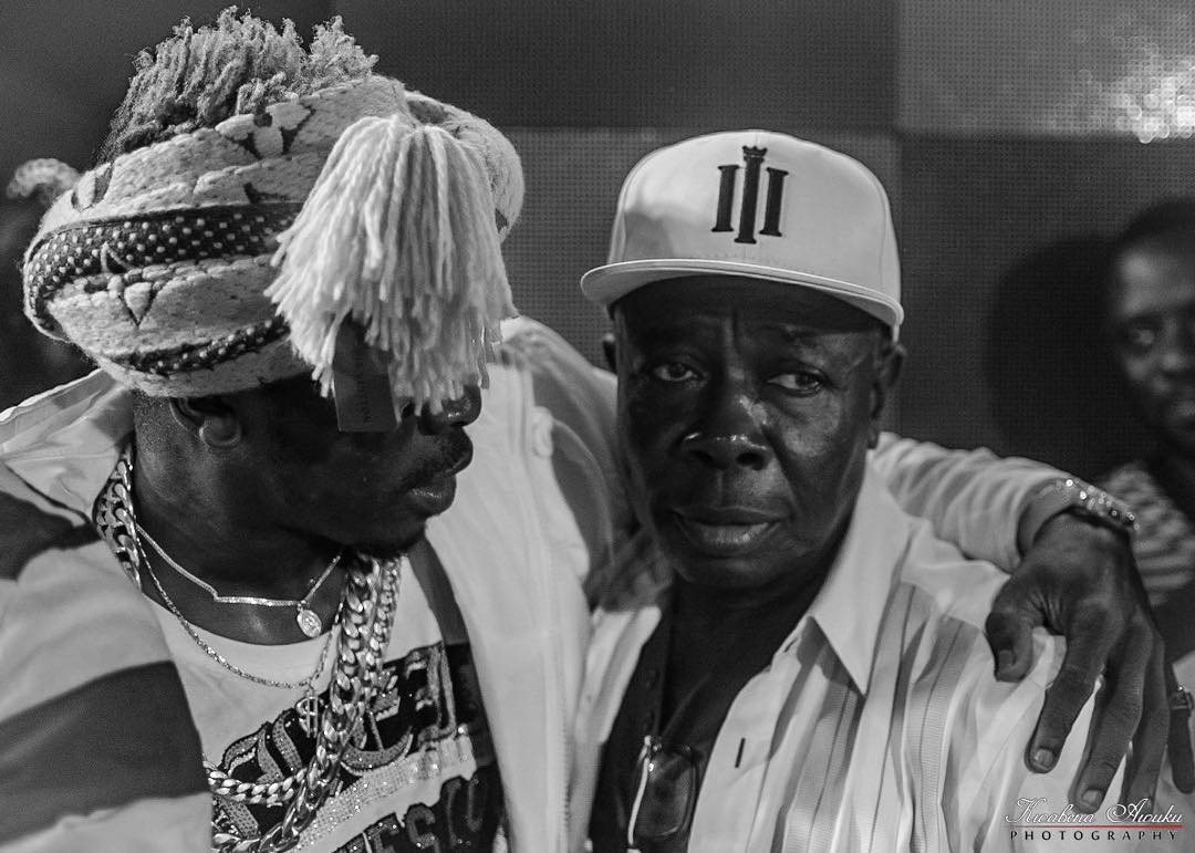Shatta Wale Wishes Dad Happy Birthday (2)