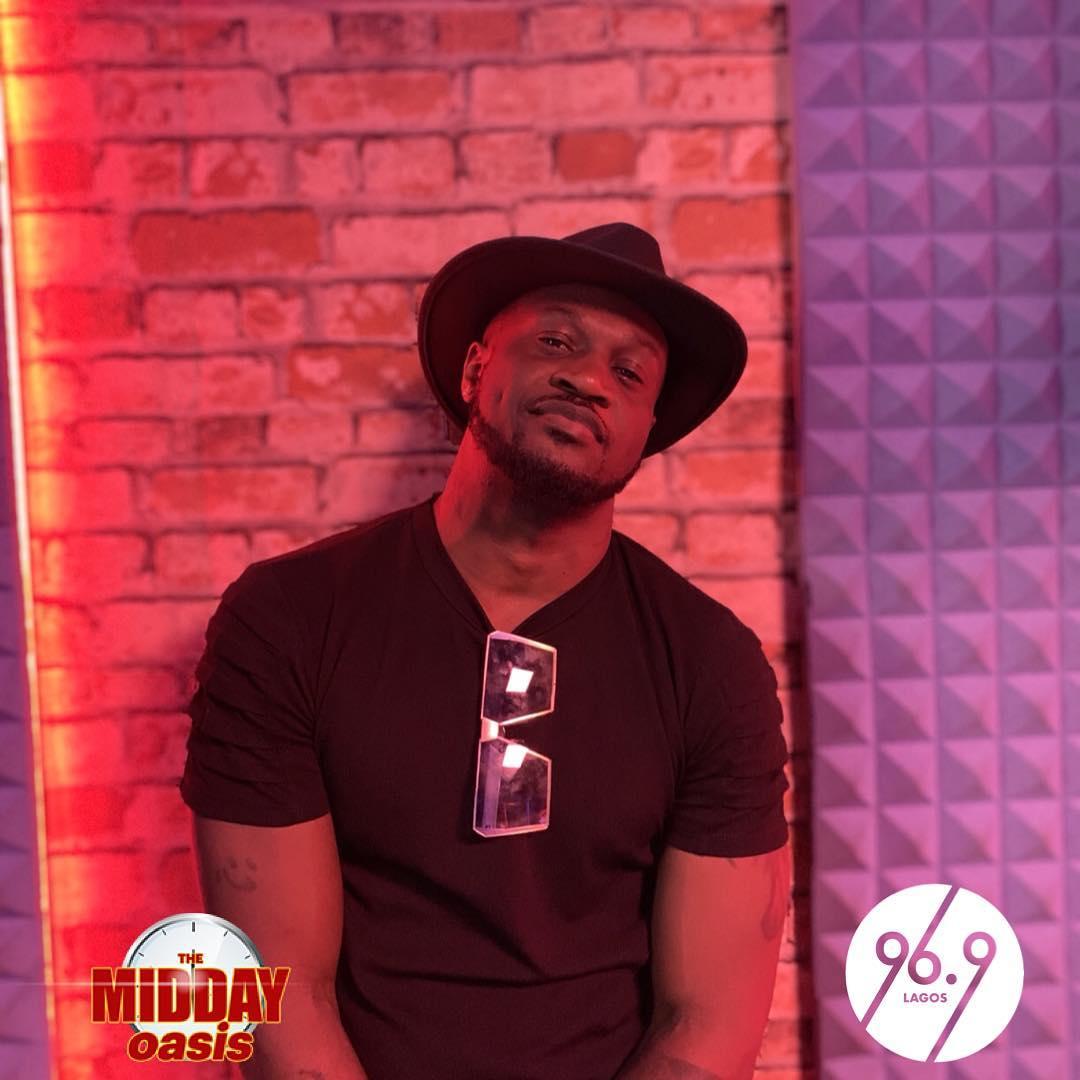 Peter Okoye Does Not Talk To Elder Brother Jude Okoye (2)