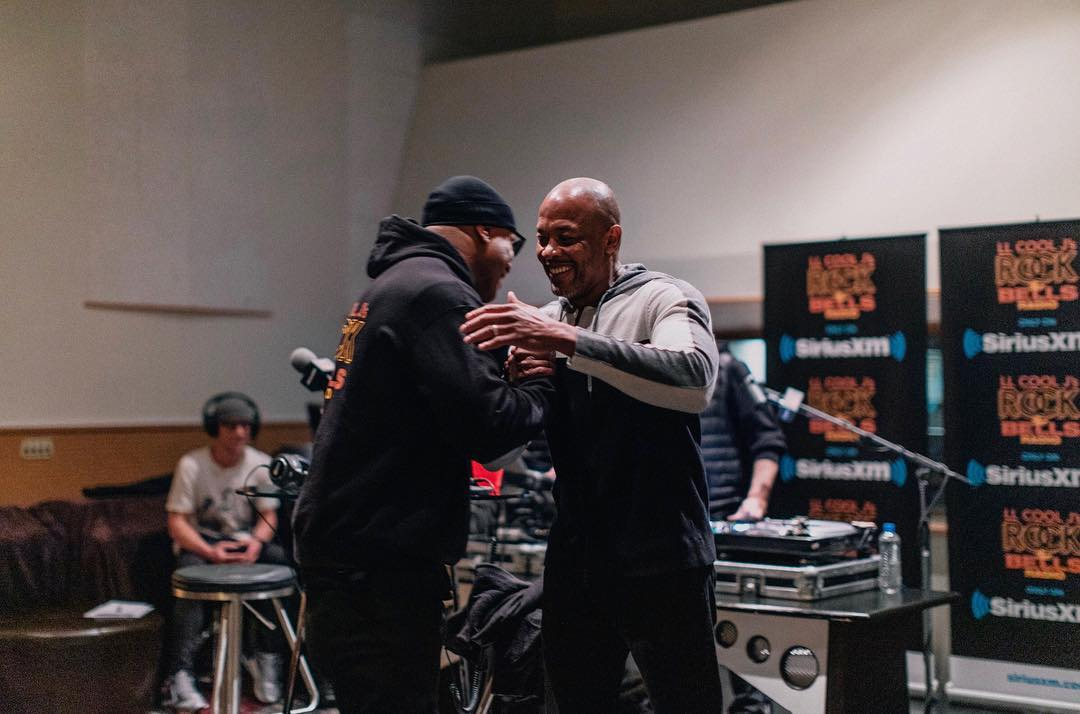 Dr. Dre And LL Cool J Reveal They Have Dozens Of Unreleased Tracks (2)