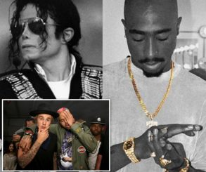 Justin Bieber Thinks Chris Brown Is Michael Jackson And 2pac Combined