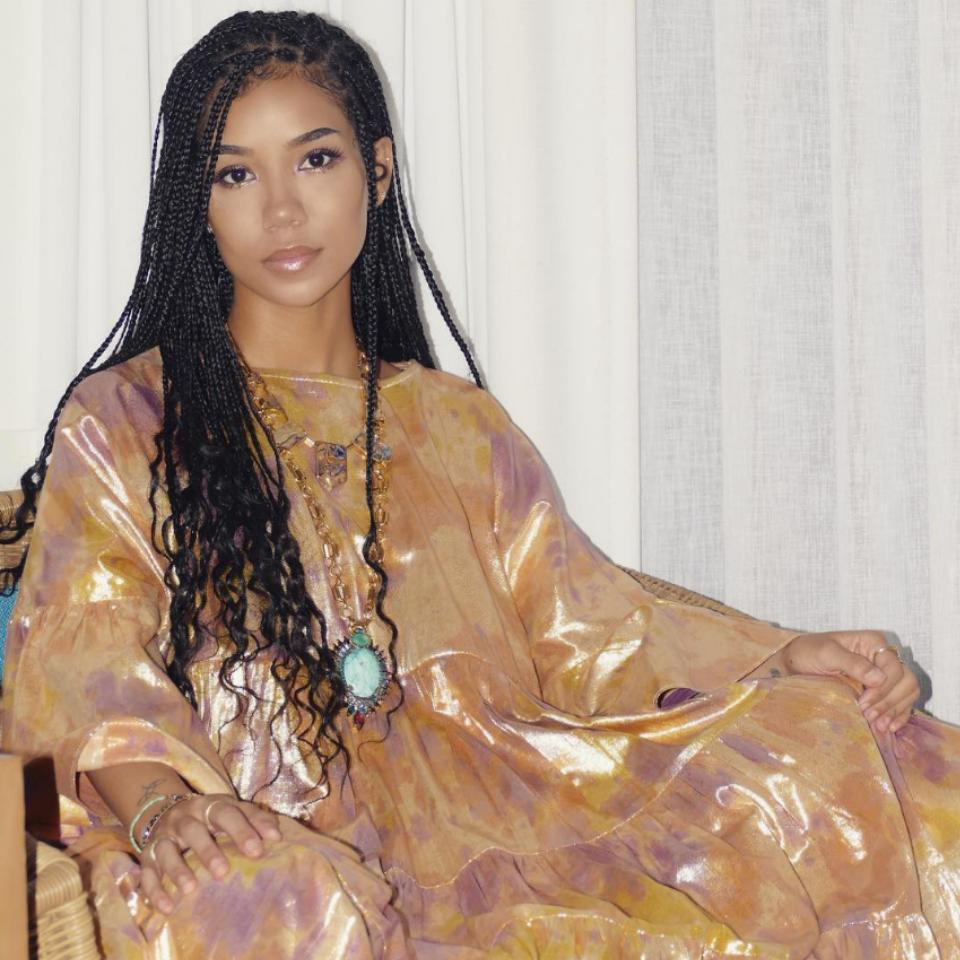Jhene Aiko Reveals How She Deals With Depressive Moments