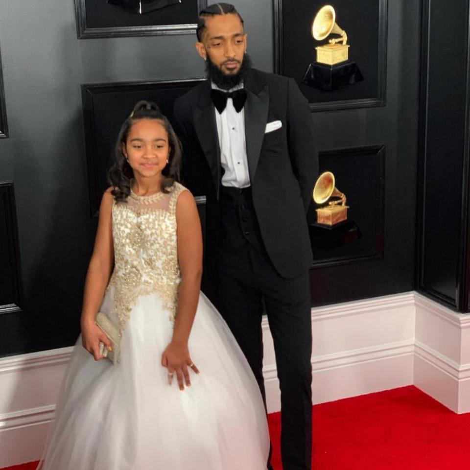 Nipsey Hussle's' Brother Files Paperwork In Support Of Sister