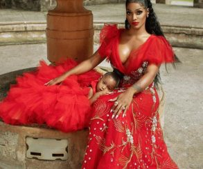Joseline Hernandez And Daughter Bonnie Bella Cover Alpha Magazine