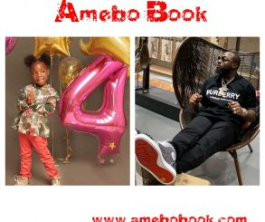 Davido Celebrates Daughter Imade On 4th Birthday