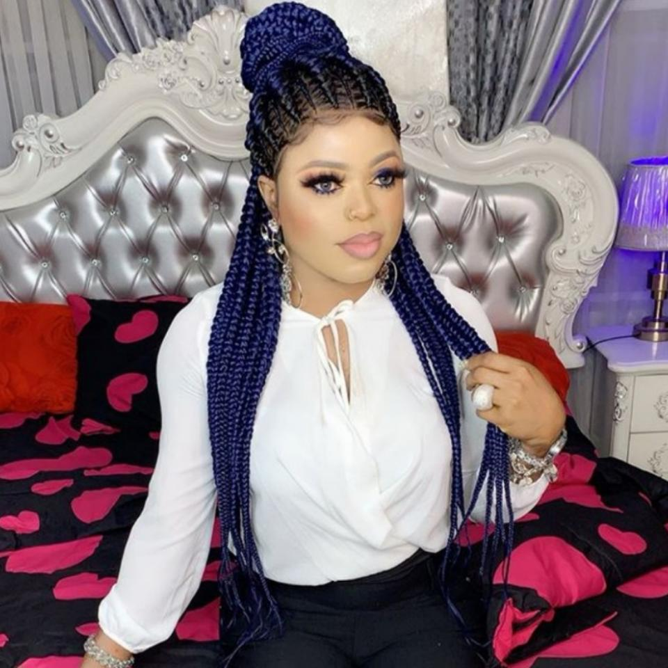 Bobrisky Lists His Bills Which His Haters Aren't Funding For Him