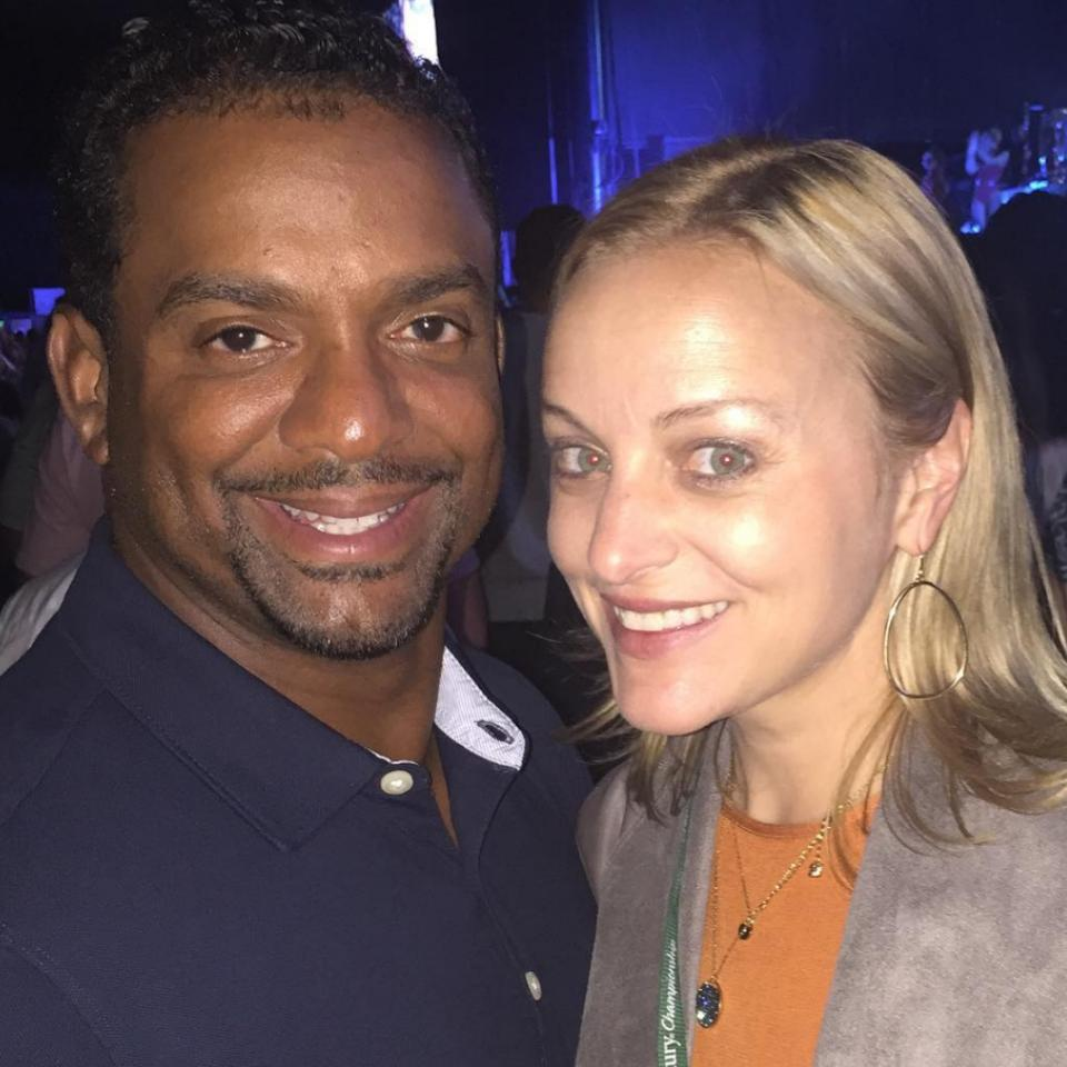 Alfonso Ribeiro And Wife Angela Welcome Their Third Child