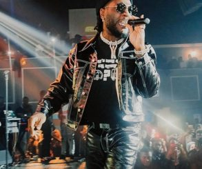 Burna Boy Announces He's Leaving All Social Media Platforms