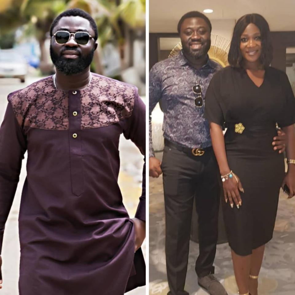Mercy Johnson Wishes Husband Happy Birthday