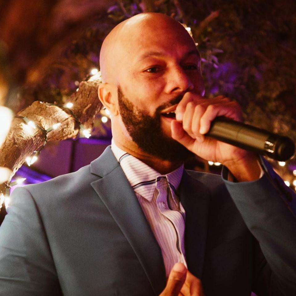 Common Speaks On Why He Can't Hold Down A Romantic Relationship