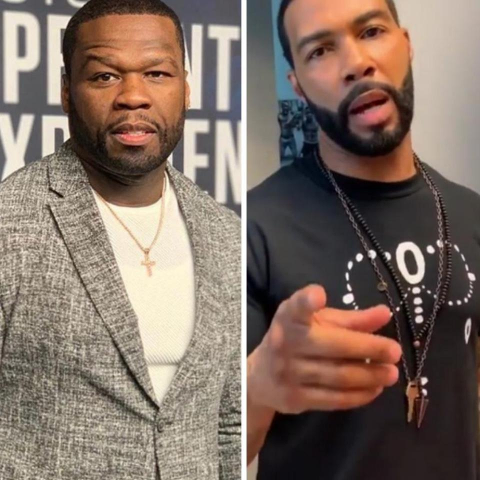 50 Cent Reacts To Omari Hardwick Admitting He Loaned Him $20K
