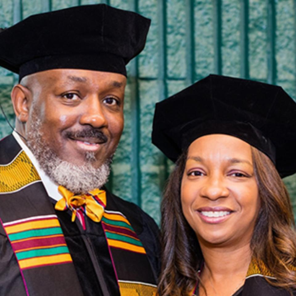 Arkansas Couple Graduate Together With Doctorate Degrees