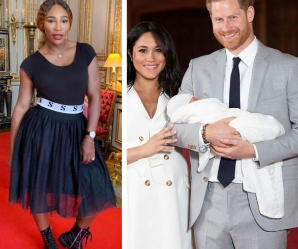 Serena Williams Visit To See Royal Baby Archie Mountbatten-Windsor