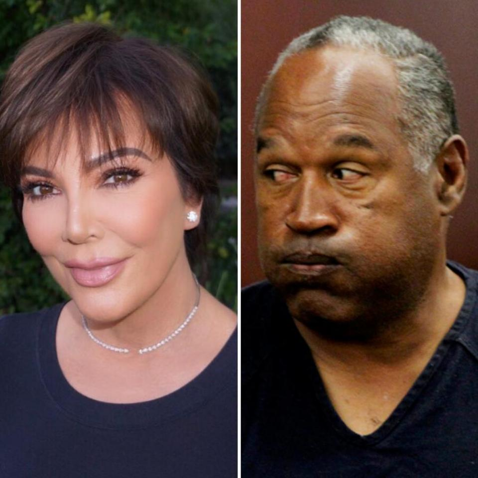 O.J. Simpson's Ex-manager Claims He Slept With Kris Jenner In Hot Tub