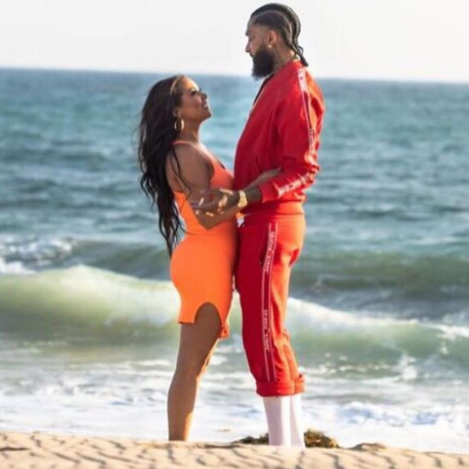 Lauren London Says She Misses Nipsey Hussle So Much