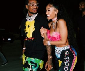Quavo Hints At Marriage To Saweetie