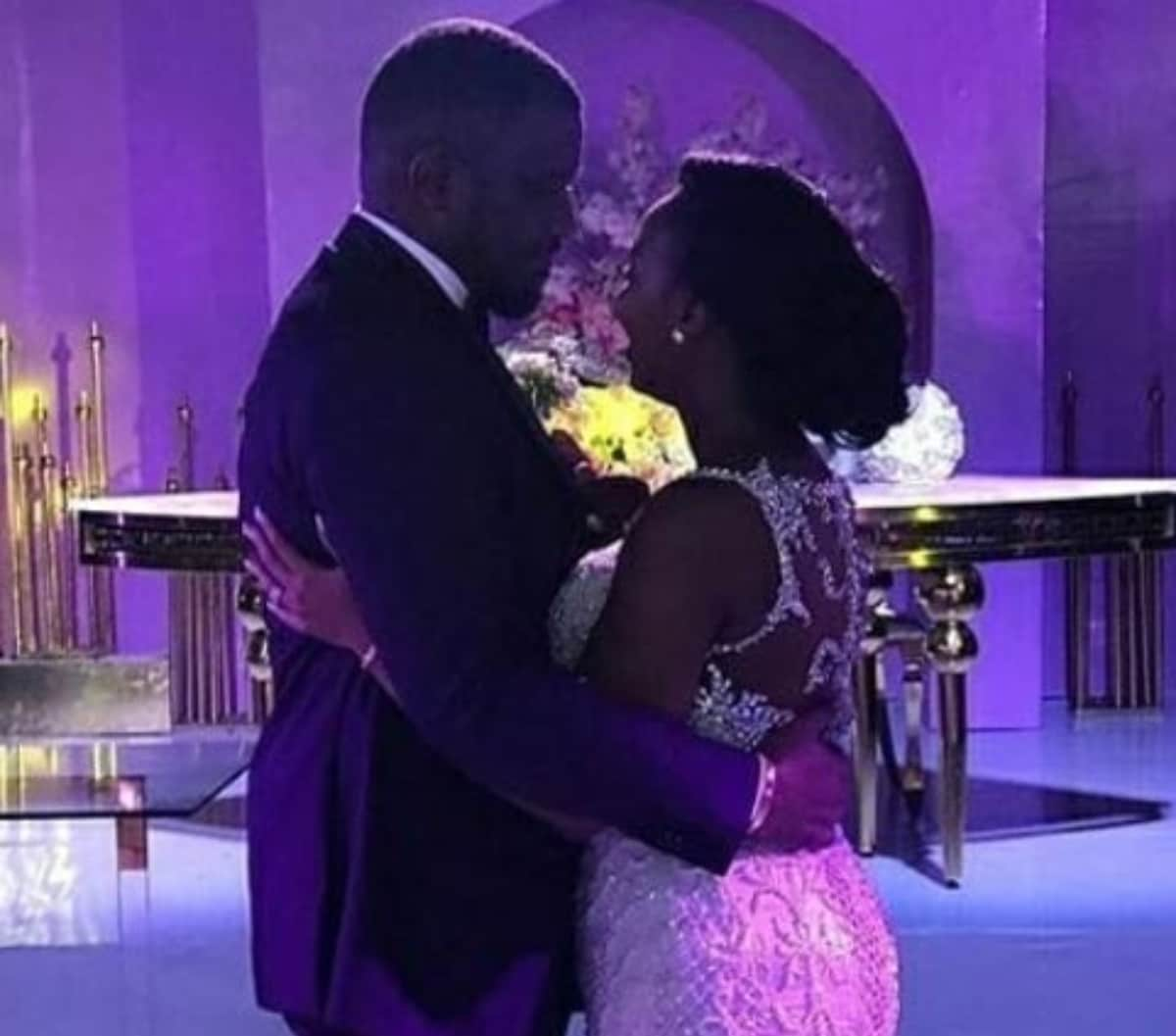 John Dumelo's White Wedding (2)