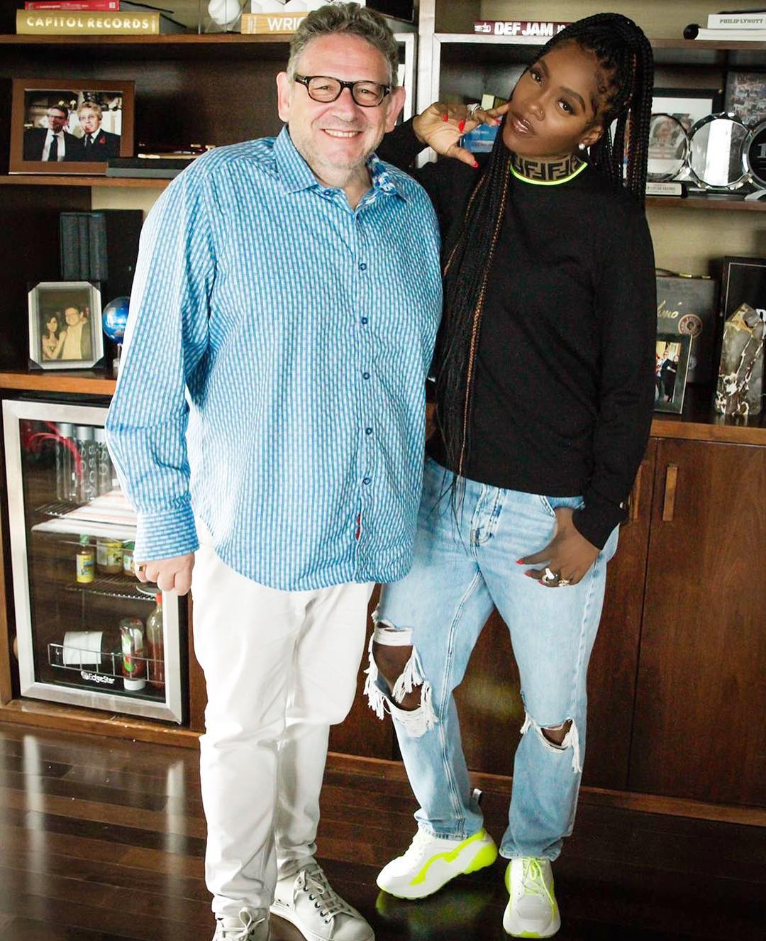 Tiwa Savage Deal With Universal Music Group (3)