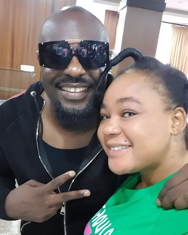 Rachael Okonkwo Appreciates Jim Iyke For Being Source Of Inspiration (2)