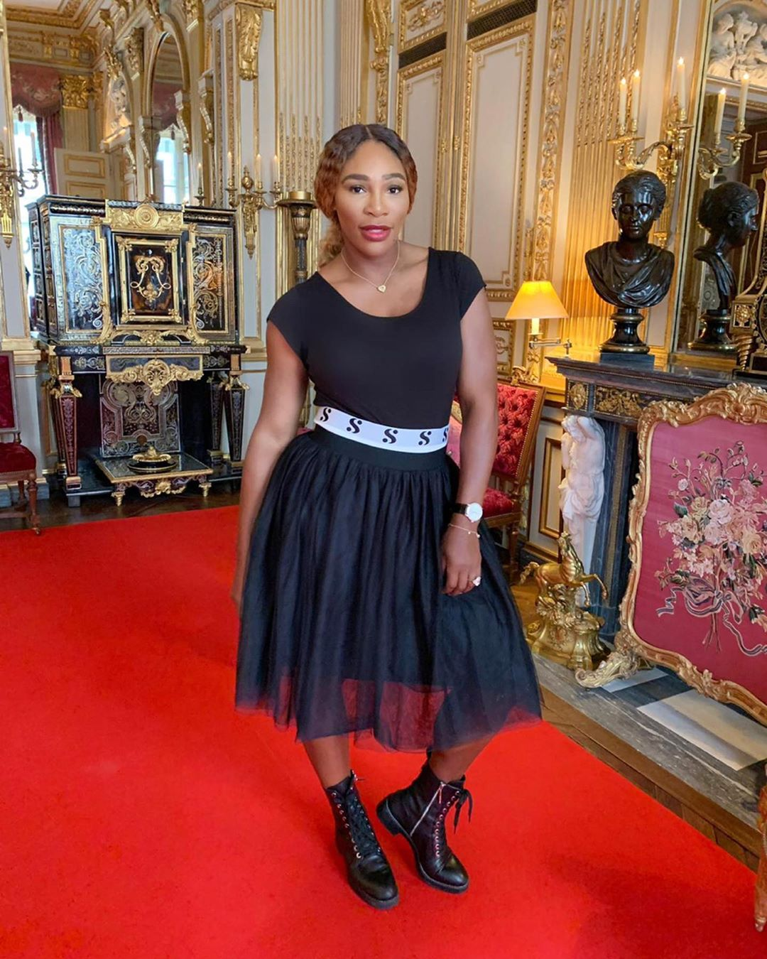 Serena Williams Visit To See Royal Baby Archie Mountbatten-Windsor (2)