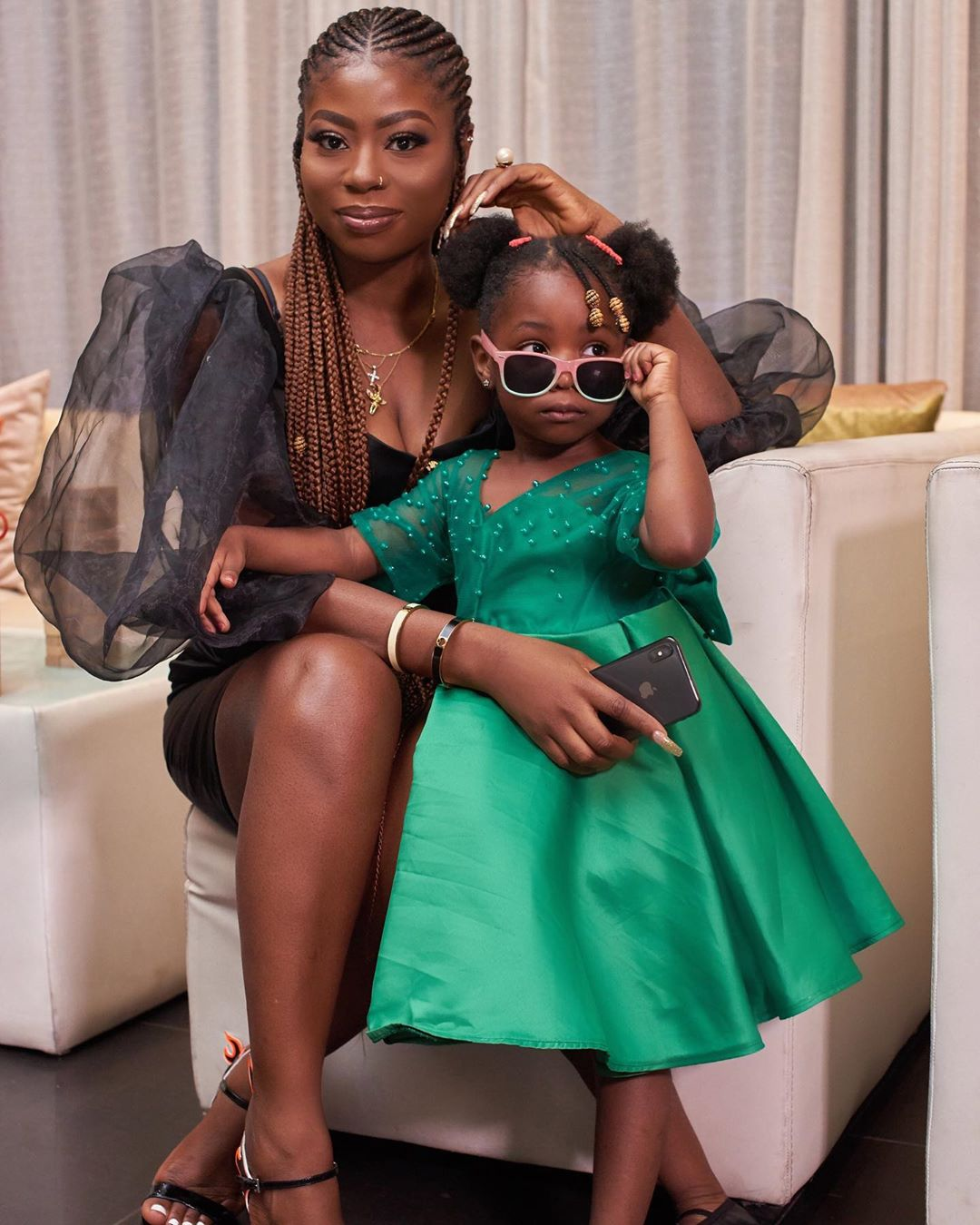 Sophia Momodu Insists Mother's Day Is Everyday For Moms (2)