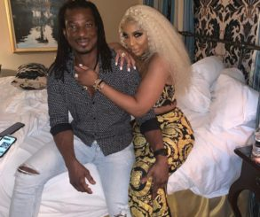 Oba Elegushi Hosts Tamar Braxton And David Adefeso