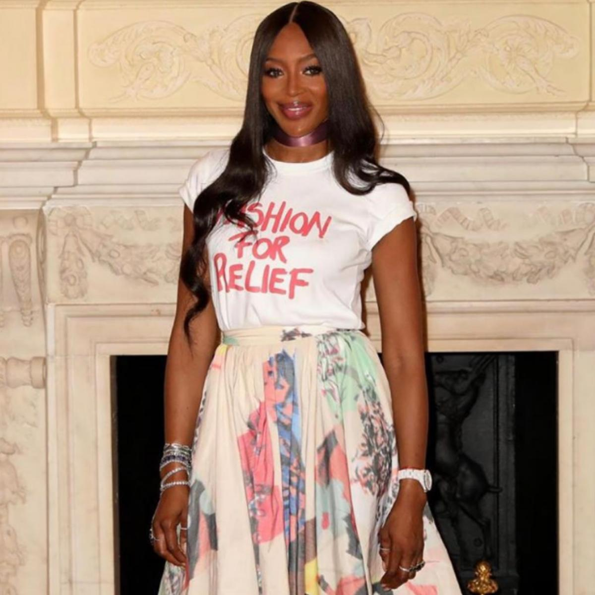 Hotel In Paris Turns Naomi Campbell Away Because Of Skin Colour