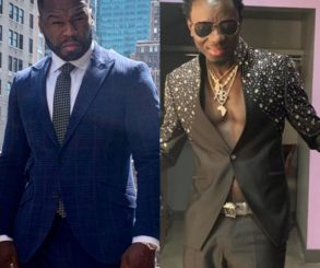 Michael Blackson Asks To Borrow 50 Cent Rolex
