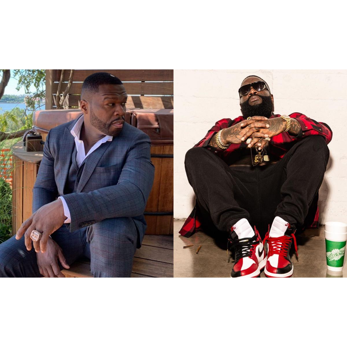 50 Cent Responds To Rick Ross' Value Comments